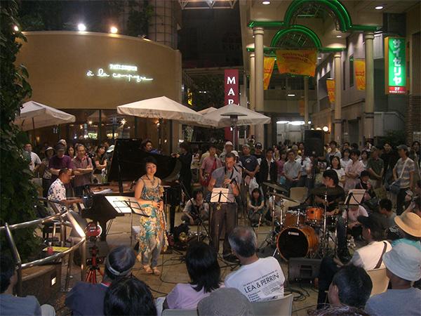 柏二番街 イベント-JAZZライブ