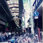 昔の柏 二番街アーケード 1991年1月