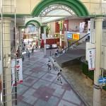 柏二番街 柏駅南口側入口